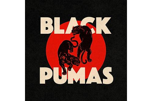 """Black Pumas - """"Black Pumas"""""""