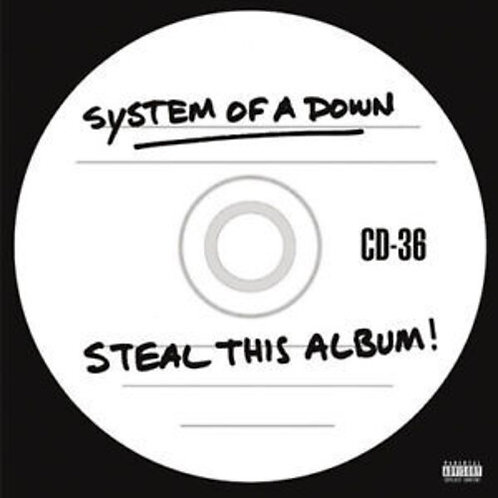 System Of A Down - Steal This Album! [2xLP]