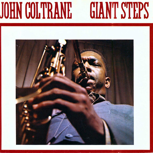 John Coltrane - Giant Steps [LP]