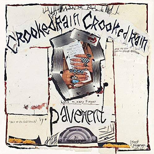 Pavement - Crooked Rain, Crooked Rain [LP]