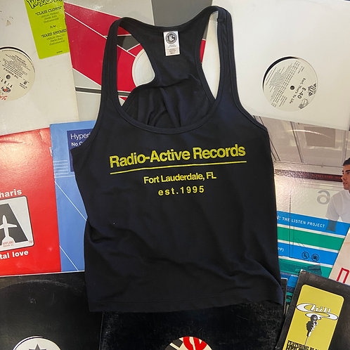 est. 1995 Radio-Active Records CROP TOP