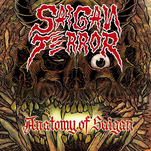 Saigan Terror - Anatomy of Saigan [LP]