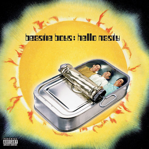 Beastie Boys - Hello Nasty [2xLP - 180G]