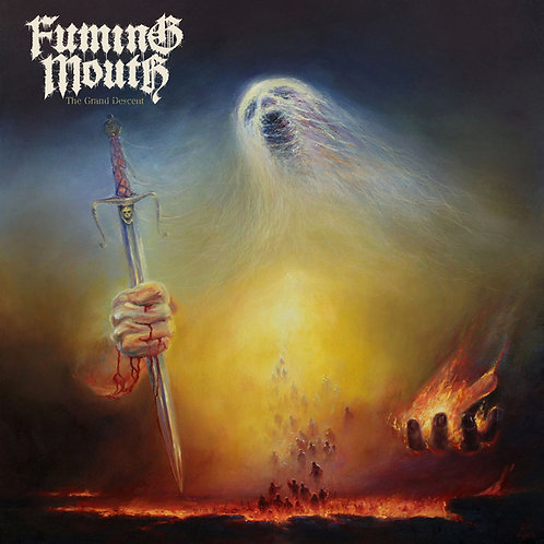 Fuming Mouth - The Grand Descent [LP - Orange]