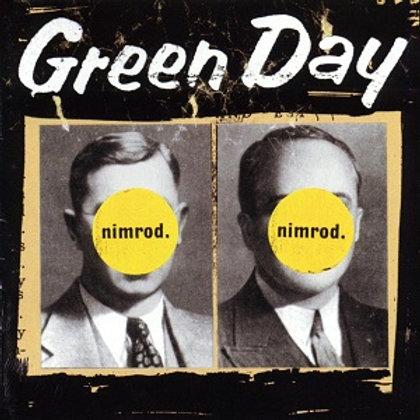 Green Day - Nimrod [2xLP - Yellow - Rocktober]