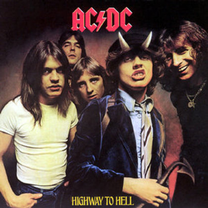 AC/DC - Highway To Hell [LP]
