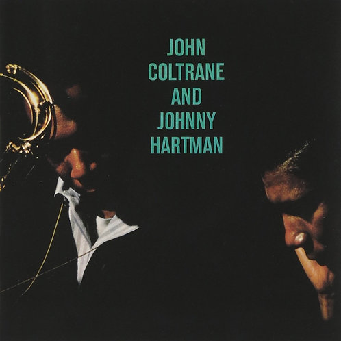 John Coltrane/Johnny Hartman - John Coltrane and Johnny Hartman [LP]