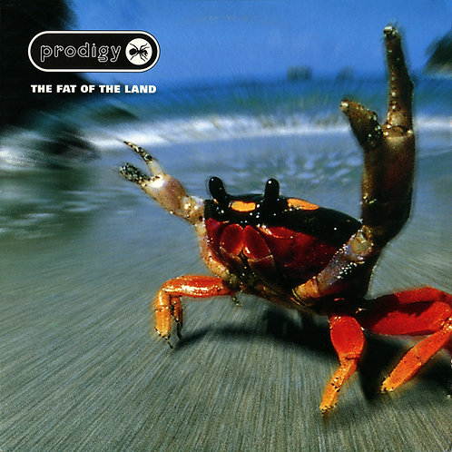 Prodigy - The Fat of the Land [2xLP]