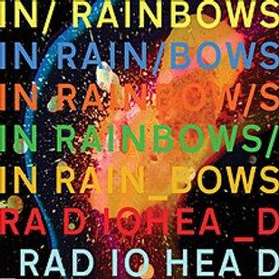 Radiohead - In Rainbows [180G LP]