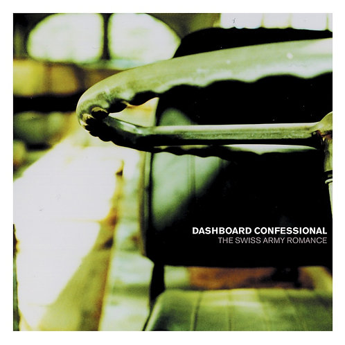 Dashboard Confessional - The Swiss Army Romance [LP - Red/Pink]