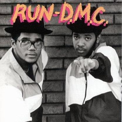 Run DMC - Run DMC [LP]