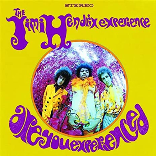 Jimi Hendrix Experience - Are You Experienced? [LP - 180G]