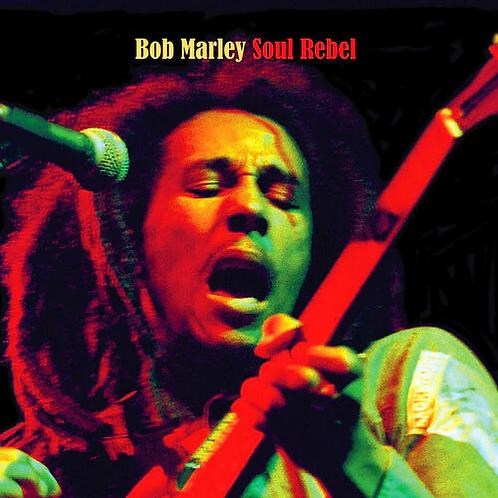 Bob Marley - Soul Rebel [LP]