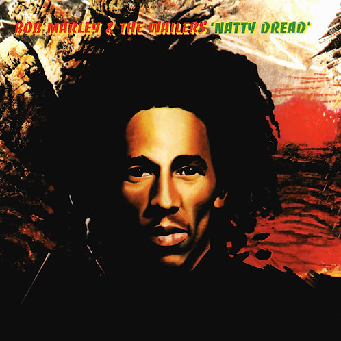 Bob Marley & The Wailers - Natty Dread [LP]