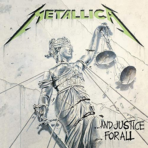 Metallica - ...And Justice For All [2xLP 180G]