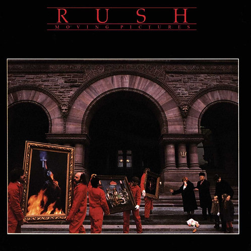 Rush - Moving Pictures [LP - 180G]