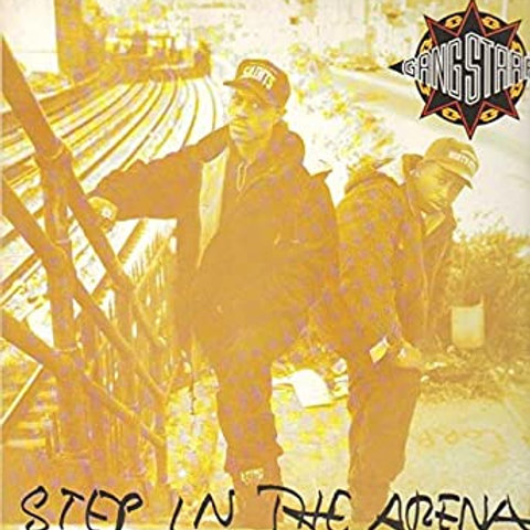 Gang Starr - Step In The Arena [2xLP 180G]