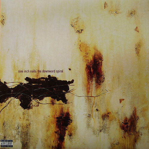 Nine Inch Nails - The Downward Spiral [2xLP 180G]