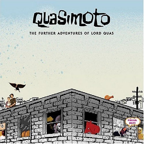 Quasimoto - The Further Adventures of Lord Quas [2xLP]