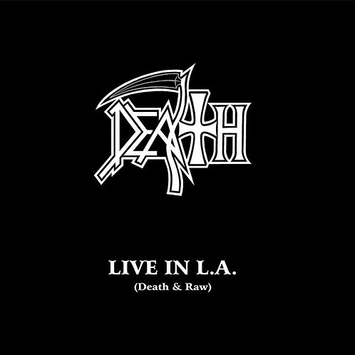 Death - Live in L.A. (Death & Raw) [2xLP]