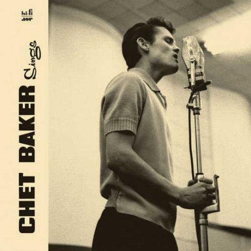Chet Baker - Chet Baker Sings [LP - 180G]