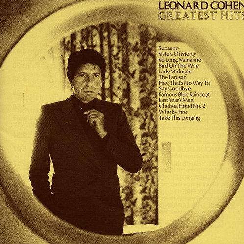 Leonard Cohen - Greatest Hits [LP - 180G]