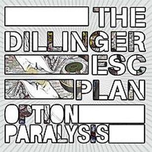 Dillinger Escape Plan - Option Paralysis [LP - Sky Blue]