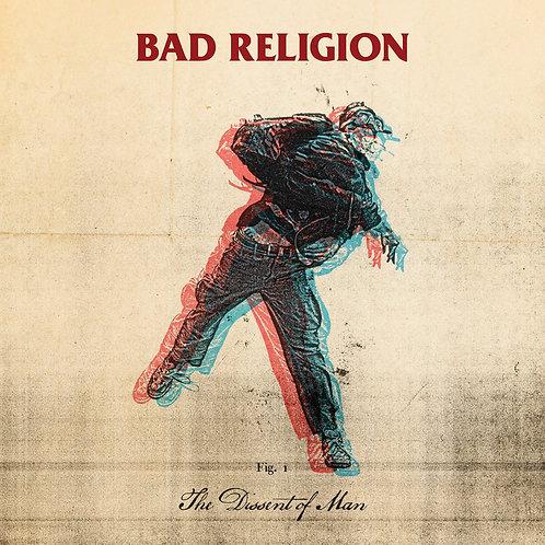 Bad Religion - The Dissent of Man [LP]