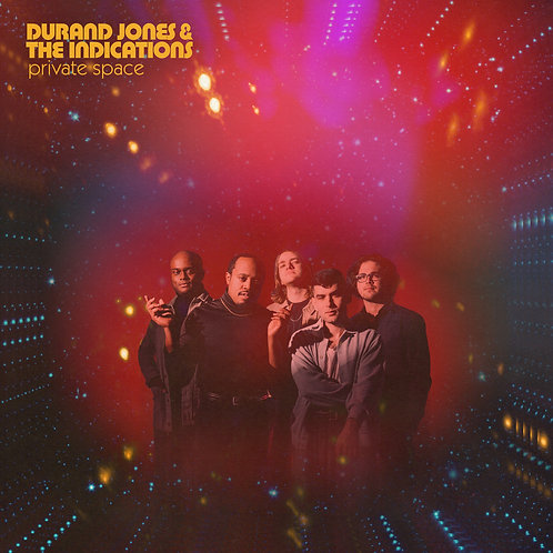 Durand Jones & The Indications - Private Space [LP - Red Nebula]