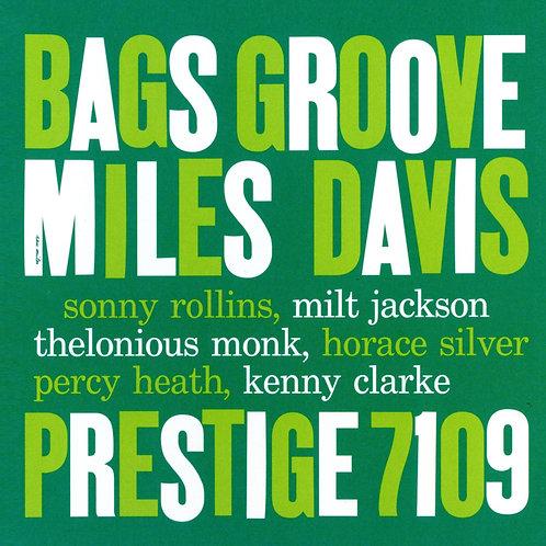 Miles Davis - Bags Groove [LP - Blue]