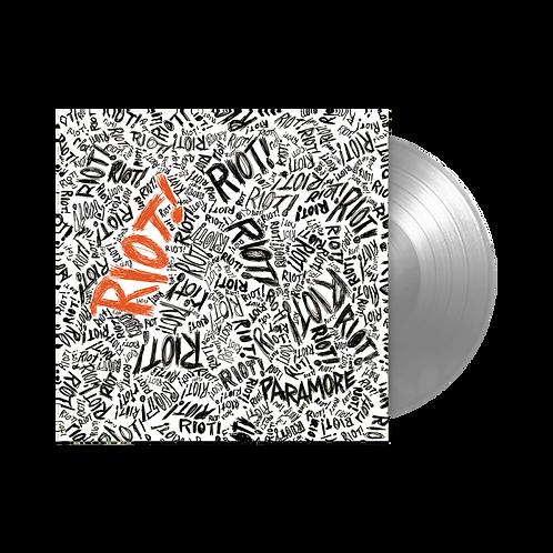 Paramore - Riot! [LP - Silver]