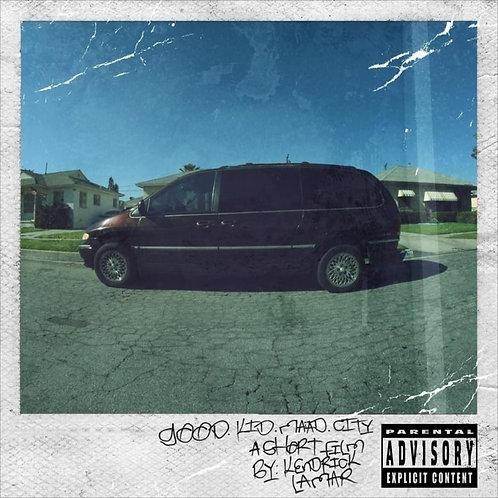 Kendrick Lamar - good kid, m.A.A.d city [2xLP]