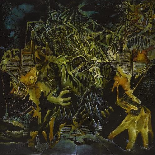 King Gizzard & the Lizard Wizard - Murder of the Universe [LP - Vomit Splatter]