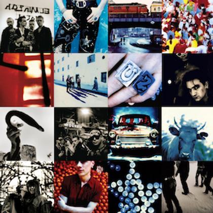 U2 - Achtubg Baby [2xLP - 180G]