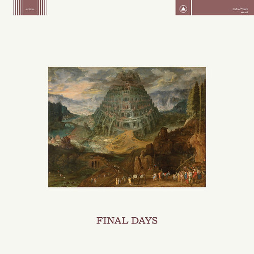 """Cult Of Youth - """"Final Days"""""""