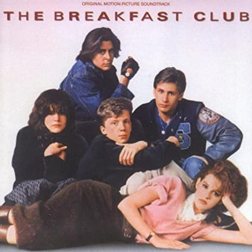 Various Artists - The Breakfast Club Official Soundtrack [LP]