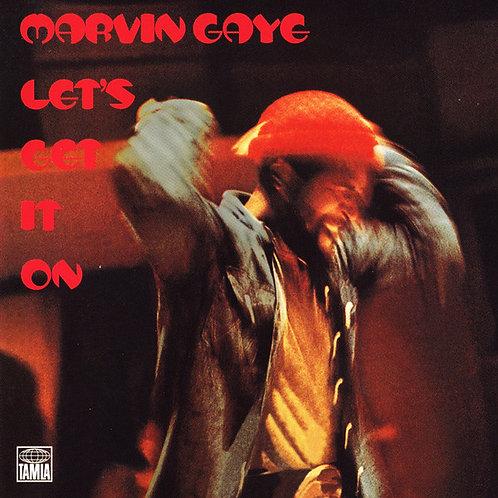 Marvin Gaye - Let's Get It On [LP - 180G]