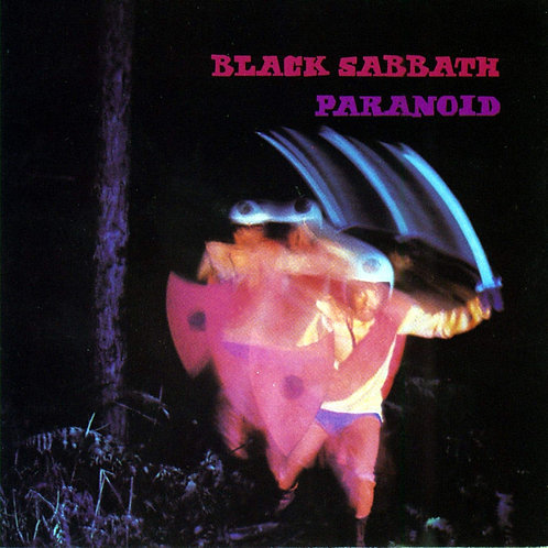 Black Sabbath - Paranoid [LP - Import]