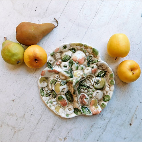 Petite Harvest Serving Dish