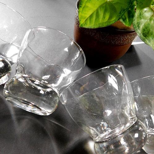Short Aperitif Glasses (set of 4)