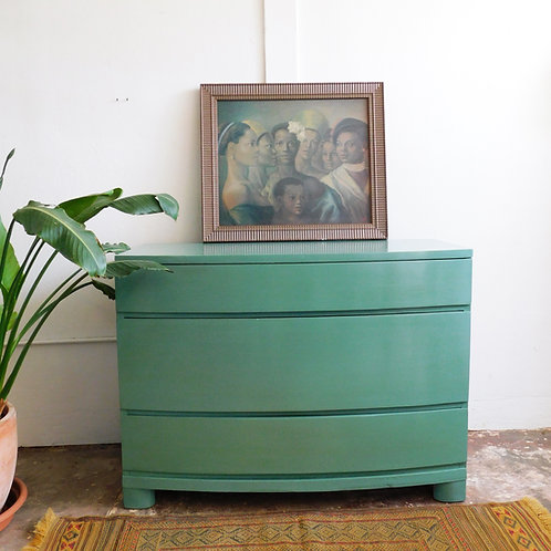 'Sea Green' Dresser