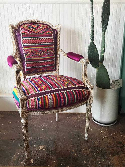 Guatemalan Mix Chair