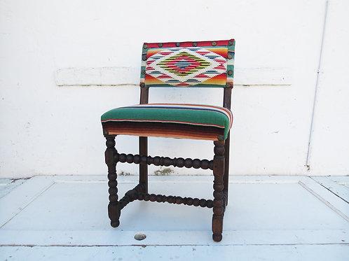 Saltillo Serape Chair