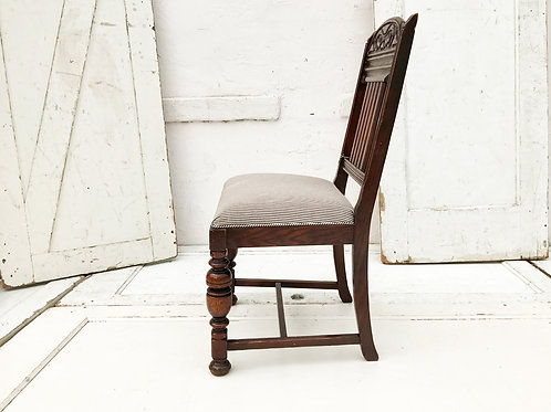 Railroad Dining Chair