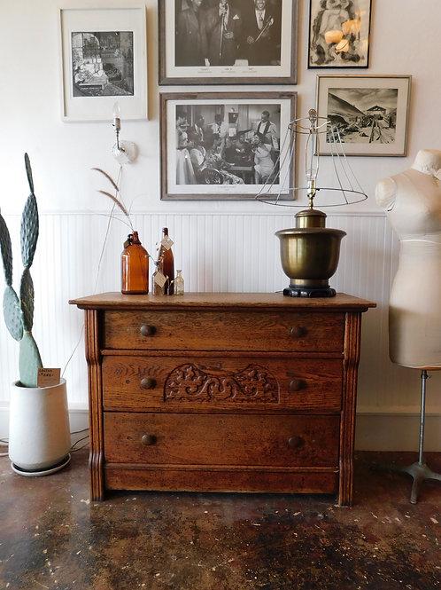 'Magnolia' Oak Dresser