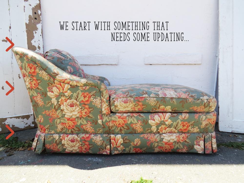 Custom Upholstery East Bay