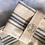 Thumbnail: Farmhouse Navy Striped Napkins (set of 4)