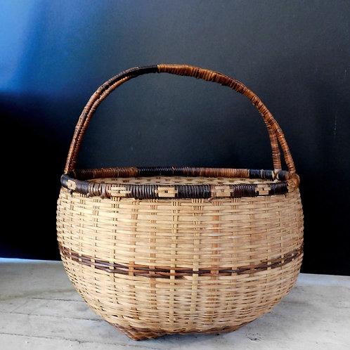 Handwoven Rustic Basket