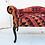 Thumbnail: Petite Vintage Kilim Settee