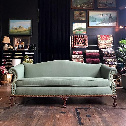 Savannah Curved Arm Sofa
